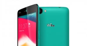 Wiko Rainbow grün