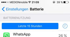 iOS 9 Batterie (2)