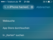 iPhone hacken