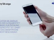 S6 edge SIM einlegen
