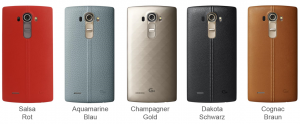LG-G4 Fashion Edition
