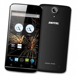 Switel Spark S5002D schwarz