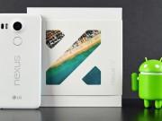 Nexus 5x in weiß