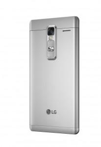LG Class Rückseite matt Silber