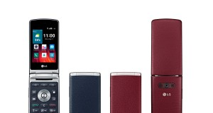 LG Wine Smart Klapphandy