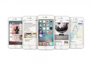 iOS 9 Funktionen
