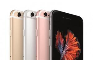 iPhone 6S in allen Farben