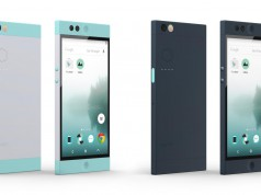 Nextbit Robin Mint und Midnight