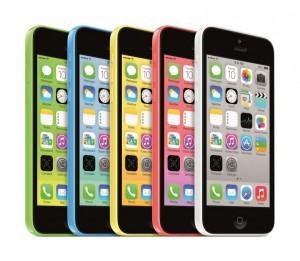 iPhone 5c alle Farben