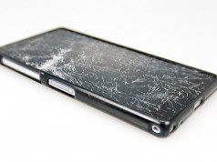 Smartphone Displaybruch