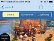 Oceanhorn App Store