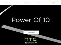 HTC One M10 Ausschnitt Screenshot