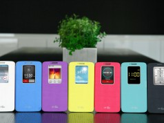 LG G2 QuickWindow Schutzhüllen