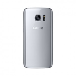 Samsung Galaxy S7 Rückseite Silber