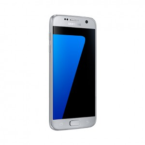 Samsung Galaxy S7 Vorderseite Silber