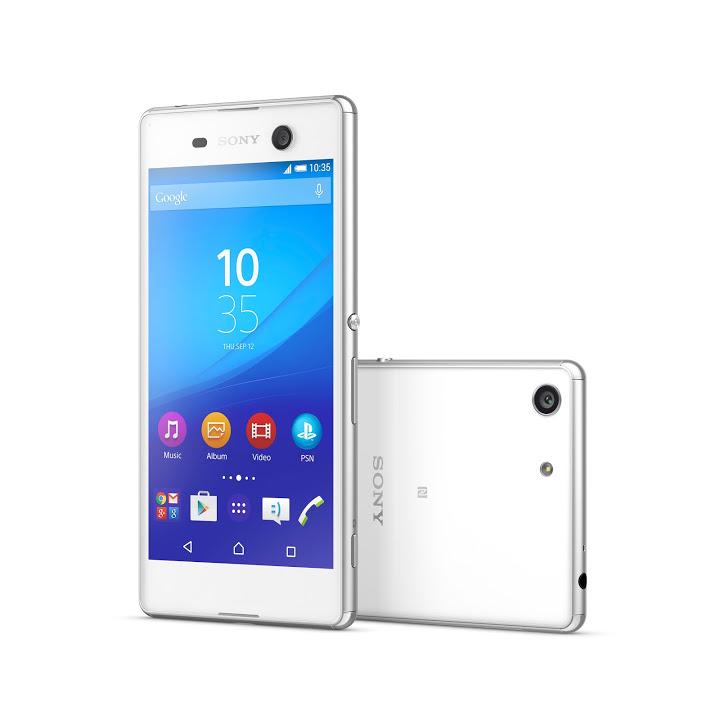 Sony Xperia M5 Weiß