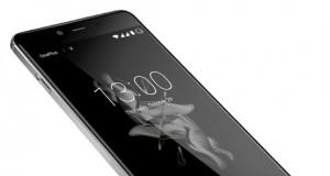 OnePlus X Schwarz