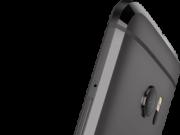 HTC 10 grau schwarz