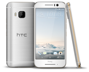 HTC One S9 Silber/Gold