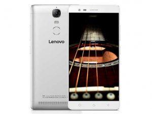 Lenovo K5 Note silber