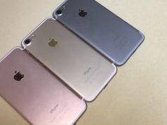 iPhone 7 Rückseite