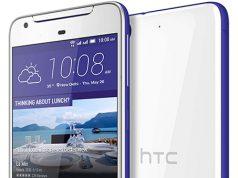 HTC Desire 628 in weiß