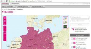 LTE Netzabdeckung Deutschland