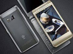 Samsung W2017 Veyron Klapphandy Smartphone