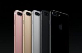 iPhone 7 Farbvarianten
