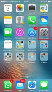 iPhone Nicht stören Einstellungen