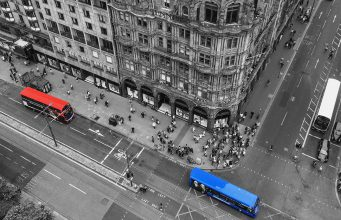 Bus England