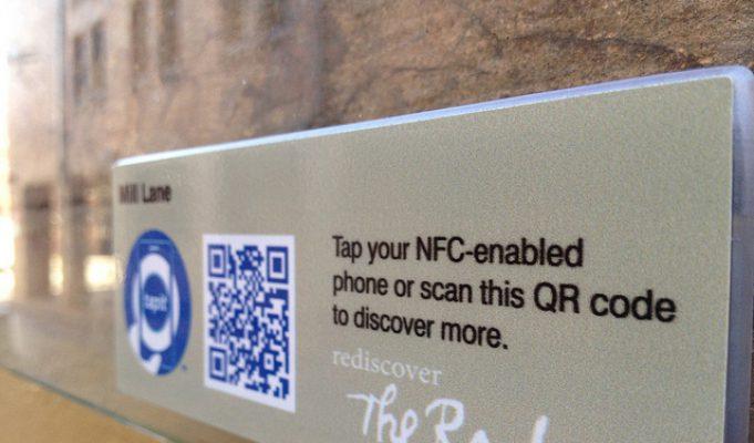 NFC Label