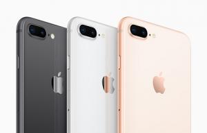 iPhone 8 Plus Farbvarianten