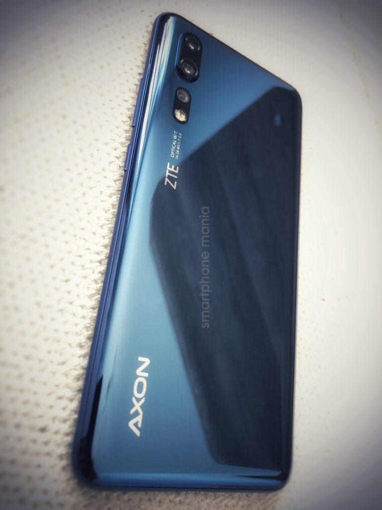ZTE Axon 10 Pro Rückseite