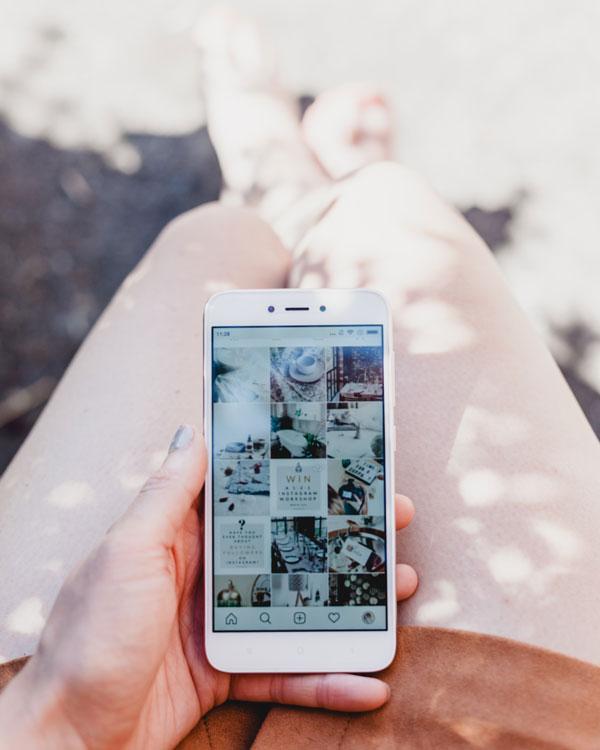 Instagram Feed verschönern