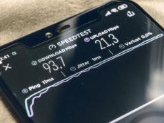 5G Smartphone Nutzung