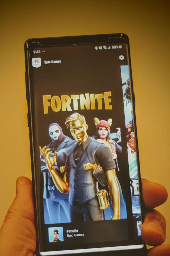 Fortnite mit 5G spielen