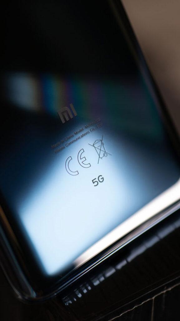 Smartphone 5G-Netz nutzen